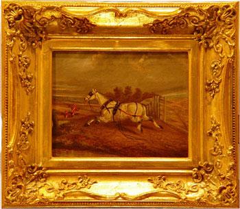 Restoration Of Picture Frames Simon Blackwood Scotland